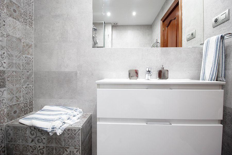 reforma integral interiorismo deco baño Bilbao 3