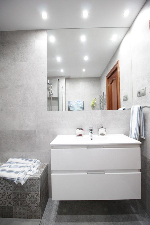 reforma integral interiorismo deco baño Bilbao 4