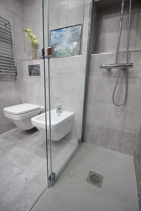 reforma integral interiorismo deco baño Bilbao 7