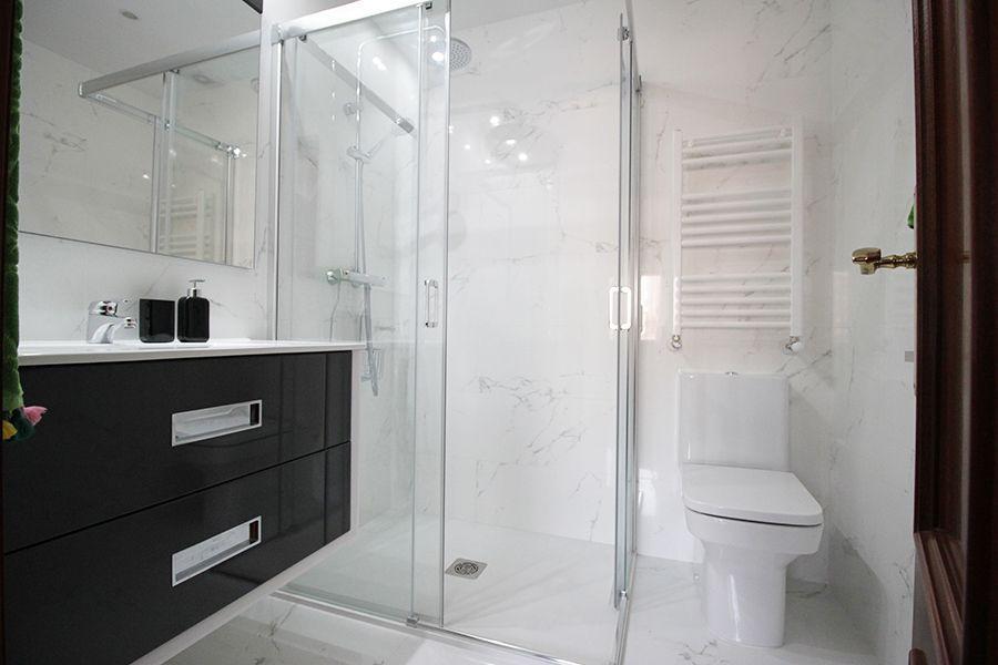 reforma integral interiorismo decoracion baño Bilbao 2