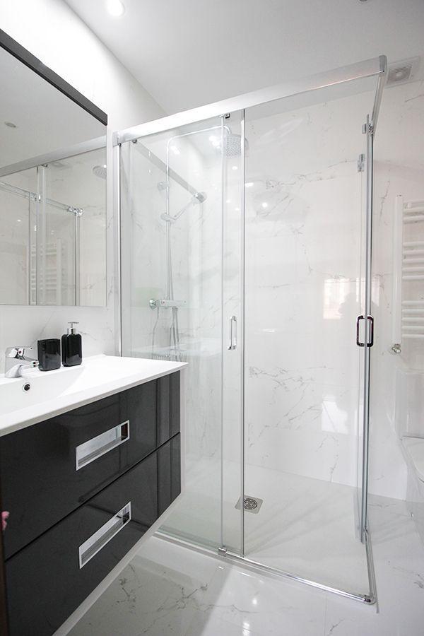 reforma integral interiorismo decoracion baño Bilbao 3