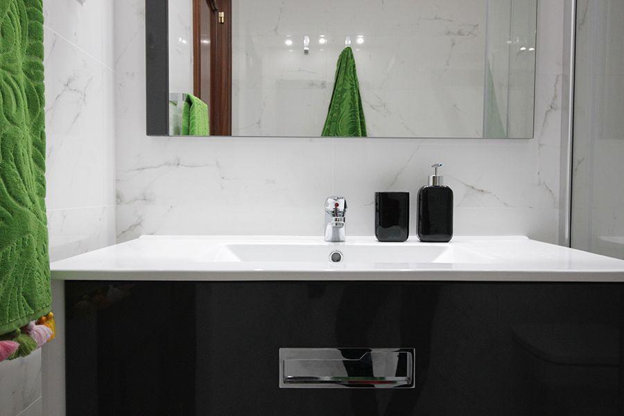 reforma integral interiorismo decoracion baño Bilbao 6