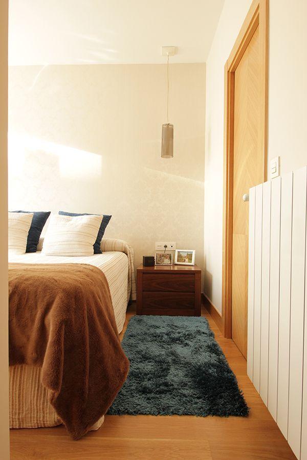 reforma integral interiorismo decoracion vivienda Bilbao Santutxu plantas 15