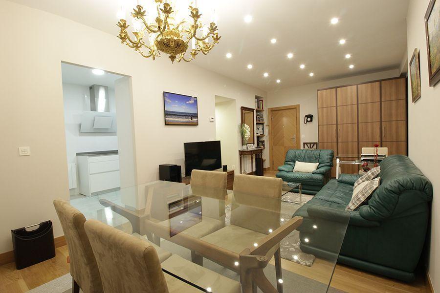 reforma integral interiorismo decoracion vivienda Bilbao Santutxu plantas 4