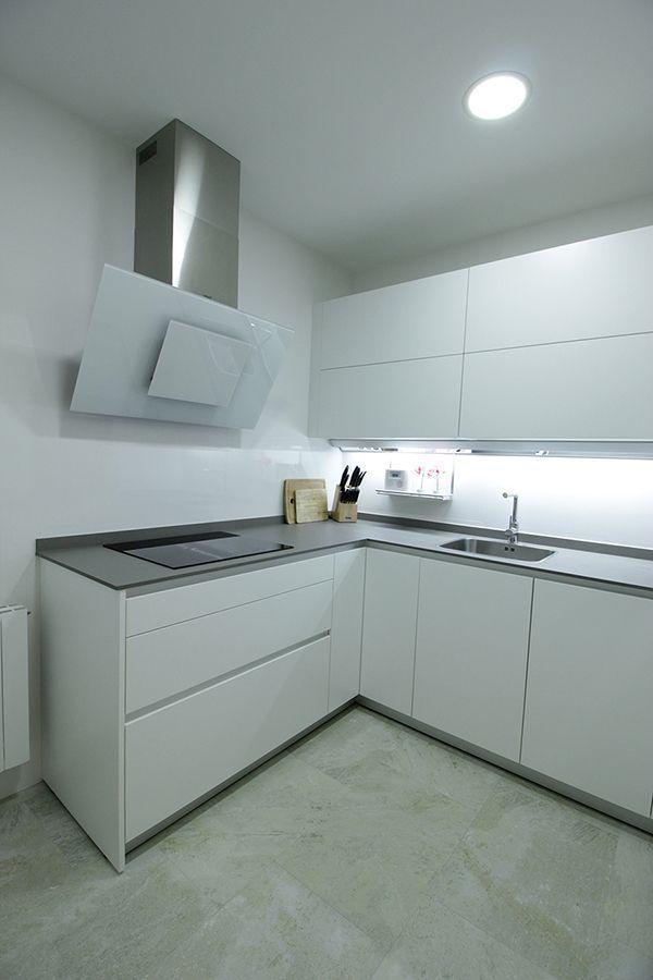 reforma integral interiorismo decoracion vivienda Bilbao Santutxu plantas 6
