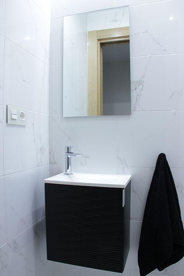 reforma integral interiorismo decoracion vivienda Bilbao Santutxu plantas 9